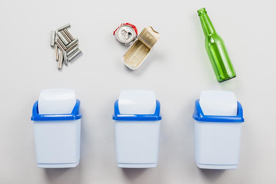กระป๋องอลูมิเนียม ใช้ให้ถูก ทิ้งให้เป็น (ที่)